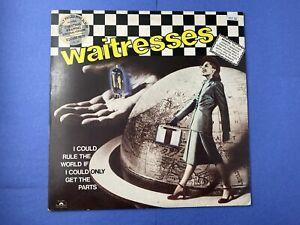 Waitresses-I-COULD-RULE-THE-WROLD-LP-Record-1982-Polydor-Christmas-Wrapping