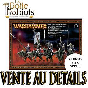 Warhammer age of sigmar drakespawn knights vente au Details rabiots bitz sprue