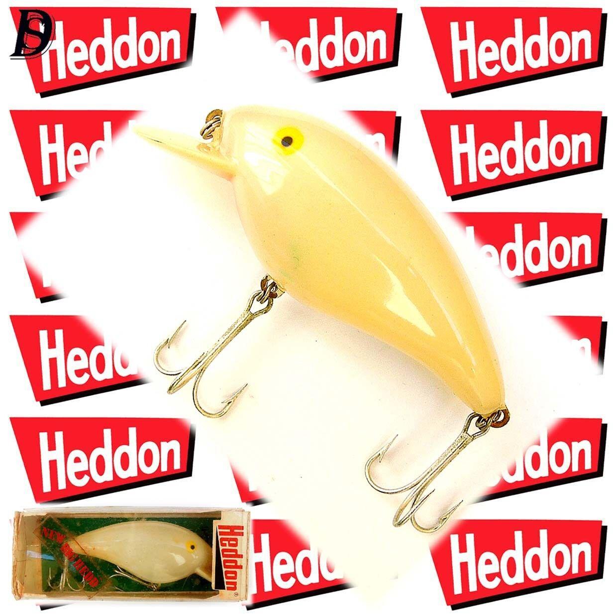 Vintage Heddon Wobbler Big Hedd 3´´ Farbe  BO 5 8 oz. NEU&OVP