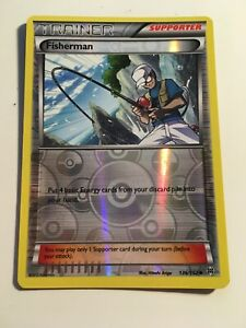 Fisherman-136-162-Reverse-Holo-Pokemon-Card