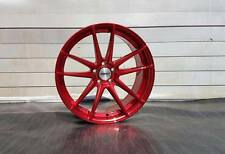 19 Zoll Motec Radical Candy red ET45 Für Seat Leon Cupra Mercedes A W176 C W204