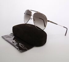 Tom Ford 378 28J Rick Sunglasses Gold/Brown Gradient 62-13-140 Italy RZ7/8