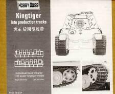 HobbyBoss Kingtiger Königstiger late Panzerketten Tracks Modell-Bausatz 1:35 kit
