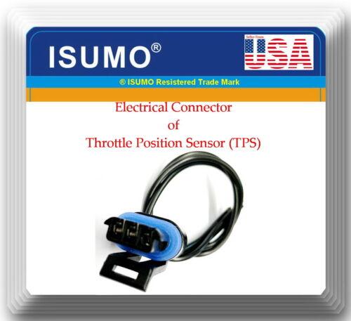 Connector of Throttle Position Sensor TH245 Fits Dodge D250 D350 W250 W350 89-93