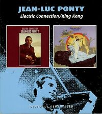 JEAN-LUC PONTY  electric connection + king kong  /  DOUBLE CD