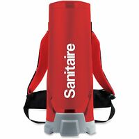 Electrolux Home Care Products Vacuum Backpack 10 Qt. 29x12x11 Red 530b