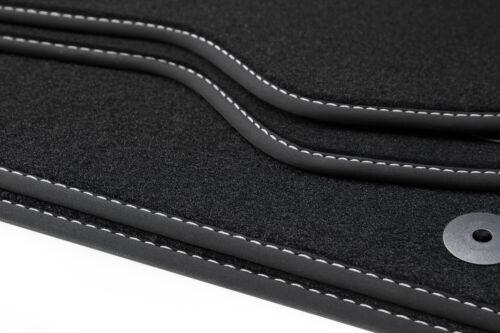 2014 Premium Fußmatten für Mini 3 III 5-Türer F55 ab Bj