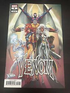Venom-8-Scott-Campbell-X-men-variant-cover-Marvel-2018-Donny-Cates-NM-9-4