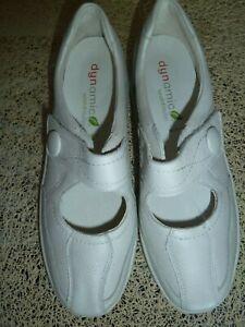 new concept 8156b 58548 Details zu Waldläufer Dynamic Schuhe,Sneaker weiß.Gr.4,5 / 37,5,Weite  H,Klettverschluss