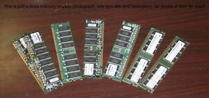 Dell M366S1723FTS-C7A 128MB PC133 CL3 Memory Modules