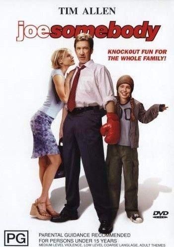 Joe Somebody (DVD, 2003)  LIKE NEW ... R4