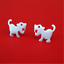 Cute-Animal-Silver-Plated-Earrings-Stud-Studs-Mini-Jewelry-Women-Ear-Fashion thumbnail 92