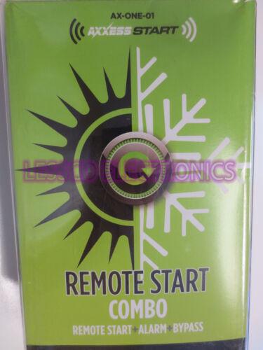 BUILD-A-KIT EVO-ONE Plug /& Play Remote Start w// Security /& T-Harness FLASHLINK