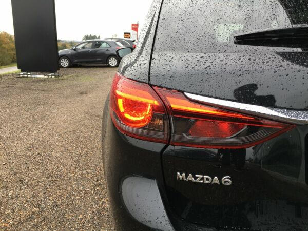 Mazda 6 2,0 Sky-G 165 Premium stc. aut. billede 4