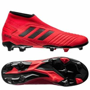 Predator 19.3 Laceless Firm Ground Cleats