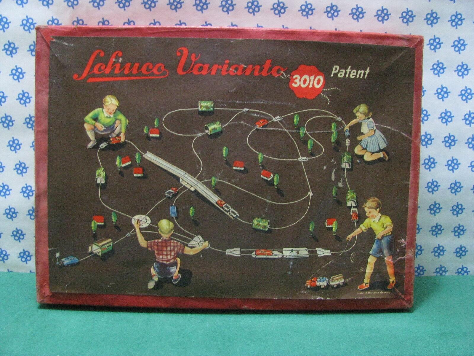 Vintage  SCHUCO Varianto 3010  -  BAUVOLARGE fur die spiele A - 1950'