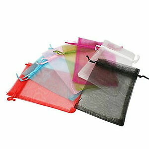 Organza-Gift-Pouch-Bags-with-Drawstring-10x15cm-Assorted-Colours