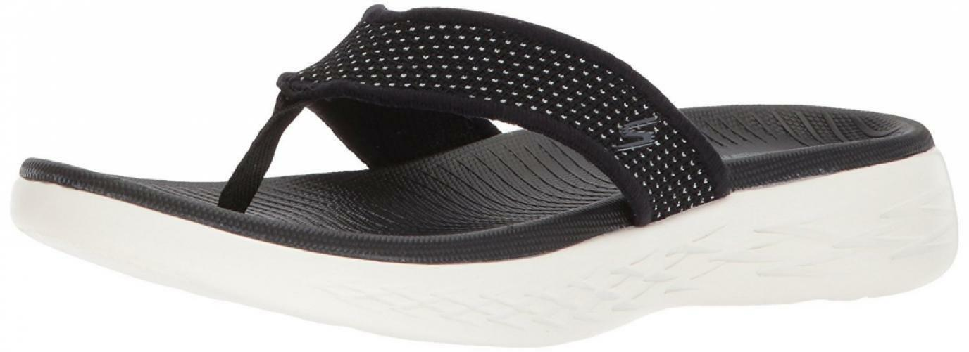 Men's/Women's Skechers Women's On-The-Go 600-15300 Flip-Flop quality Elegant and sturdy packaging Export