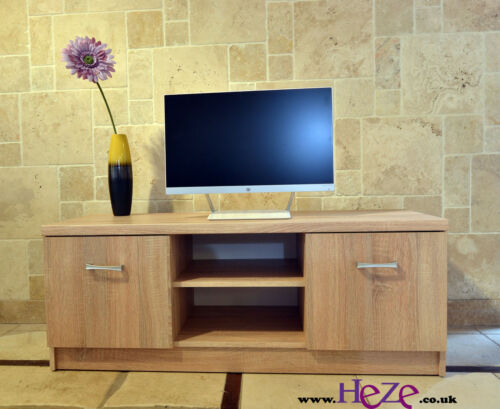 great size TV Stand Sonoma Oak High Quality TV Unit simple yet modern design!