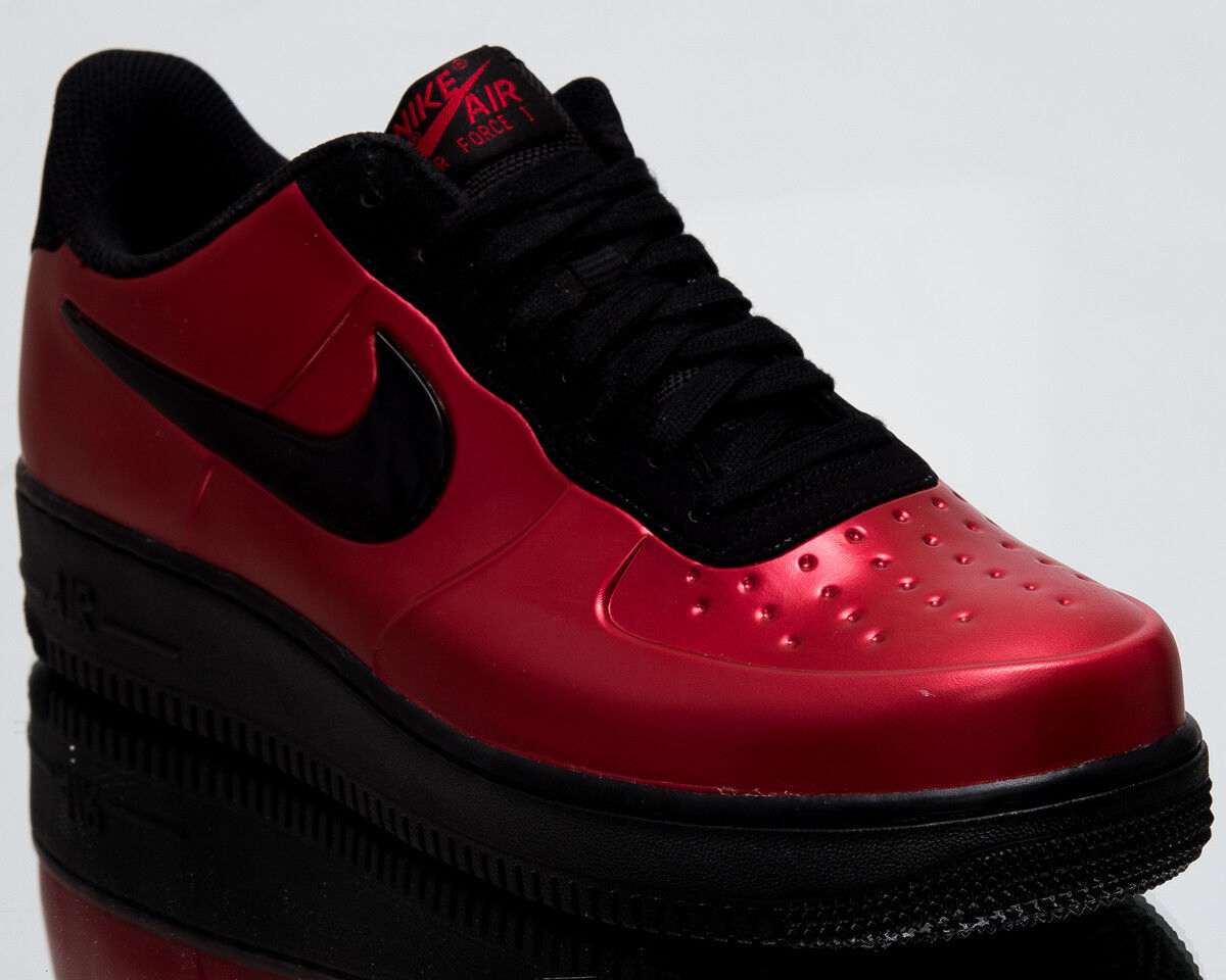 Nike Pro Air Force 1 Foamposite Pro Nike Cup Men New Sneaker Men Gym Red Shoes AJ3664-601 a2c92d