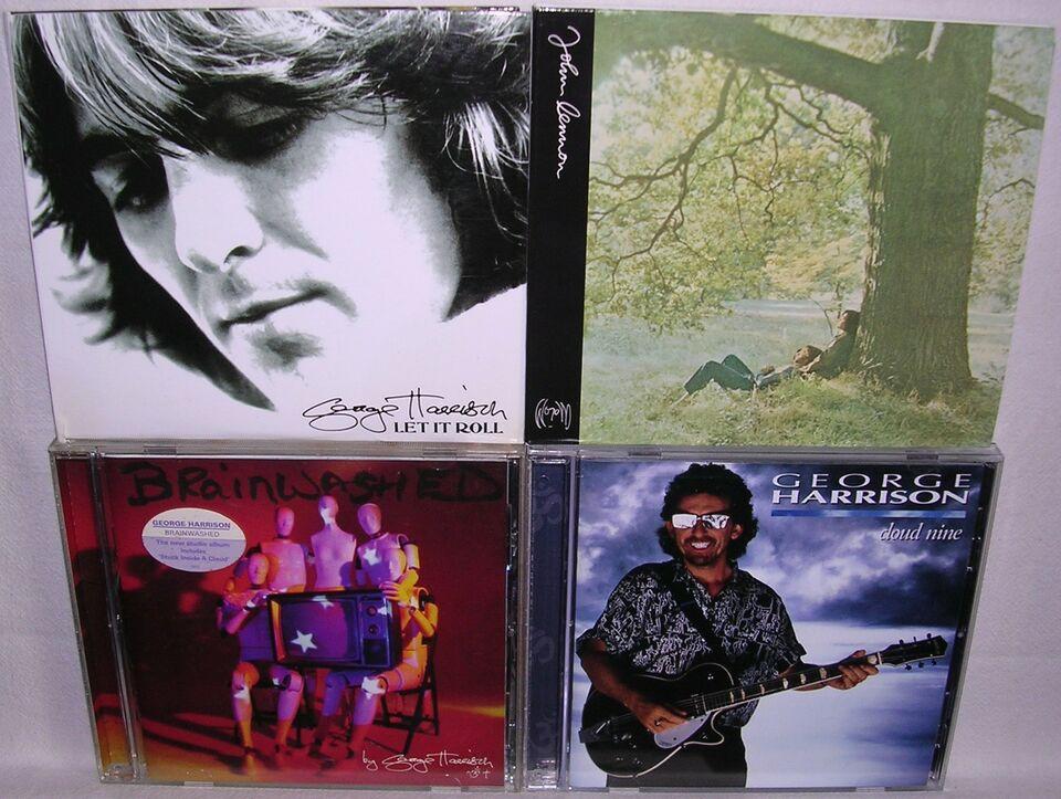The Beatles: Blandet, rock
