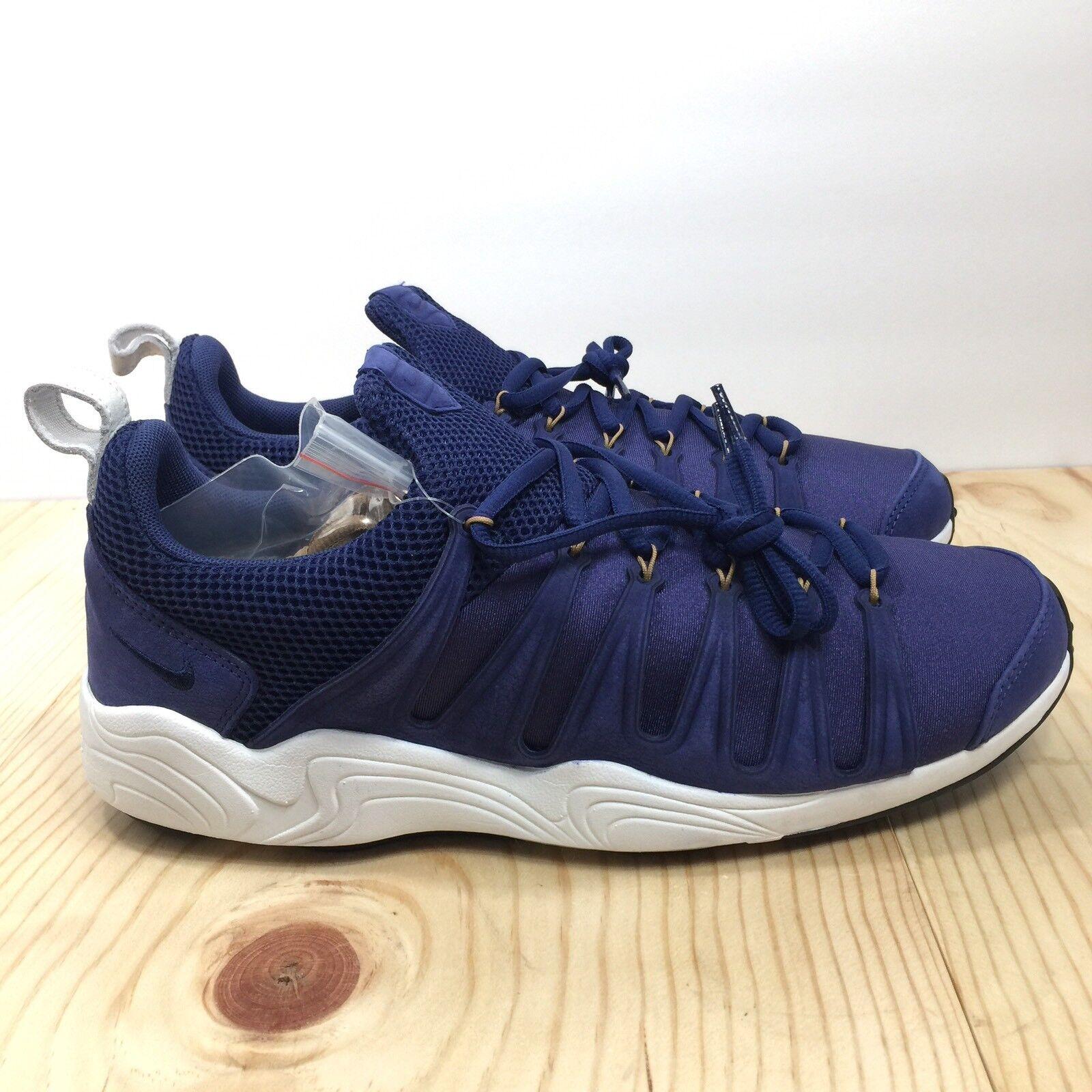 Nike air zoom Uomo spirimic dimensioni 9.5 scarpe Uomo zoom bianco e blu f5c22f