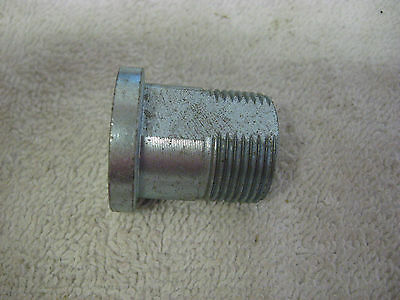 Suzuki OEM NOS RH chain adjuster spacer 64781-41100 RM250 RM370  #3048