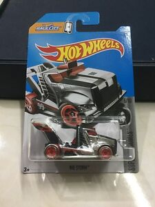 Hot-wheels-Hotwheels-Rig-Storm-CHROME