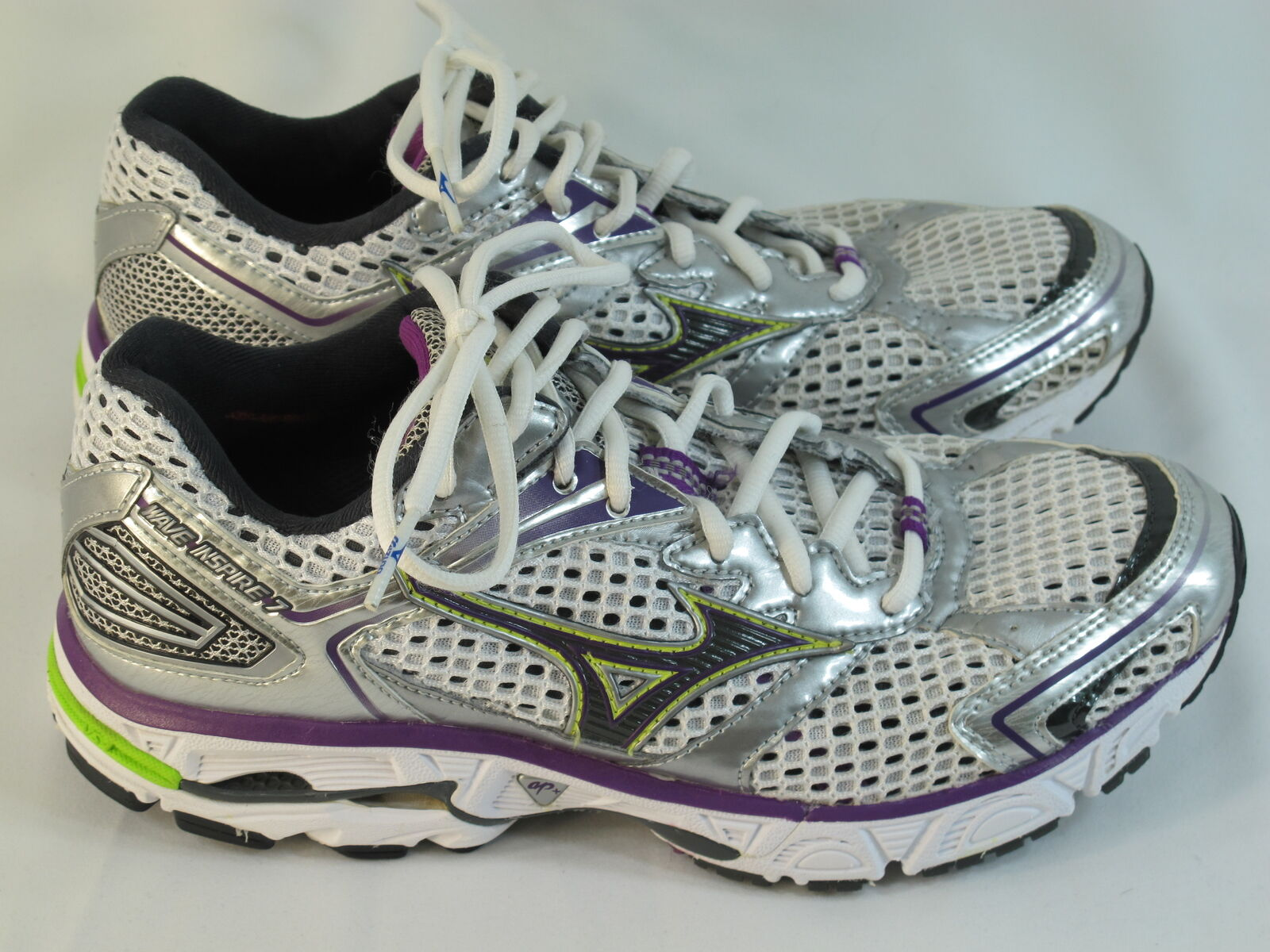 Mizuno Wave Inspire 7 Running shoes Women's Size 9 US Near Mint Condition