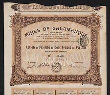 Mines de SALAMANQUE (ESPAGNE) (C)