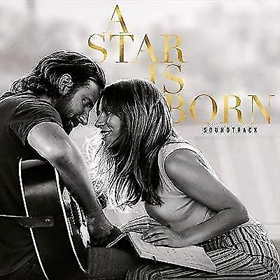 A Star Is Born Soundtrack CD Bradley Cooper Lady Gaga BRAND NEW