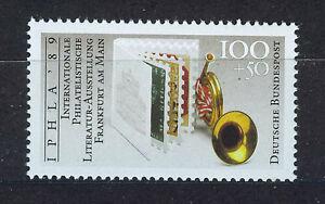 ALEMANIA-RFA-WEST-GERMANY-1989-MNH-SC-B677-IPHAL-Philatelic-Exhib