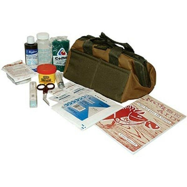 Horse Aid First Aid Kit for Horses NEW