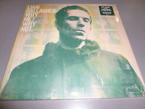 LIAM-GALLAGHER-Why-Me-Why-Not-LP-ltd-coloured-Vinyl-Neu-amp-OVP-OASIS