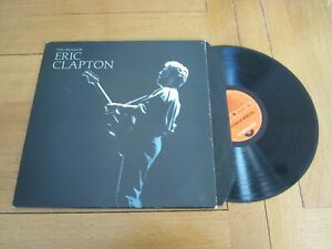 ERIC-CLAPTON-The-Cream-Of-Eric-Clapton-1987-UK-16-track-vinyl-LP