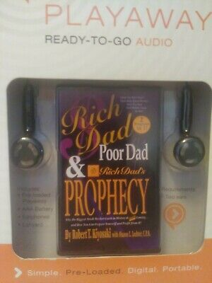 Rare Rich Dad CD Are You Ready to Be Rich ? Kiyosaki