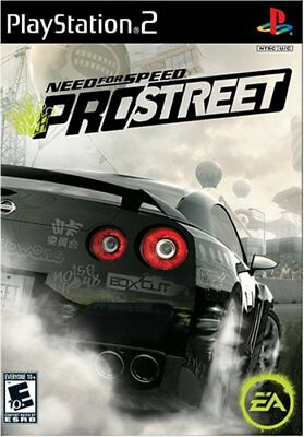 Need For Speed Prostreet Playstation 2 Ps2 14633157444 Ebay