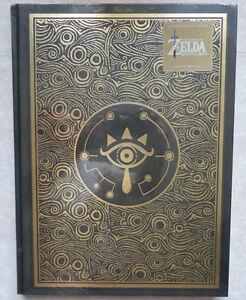 The-Legend-of-Zelda-Breath-of-the-Wild-Guide-Prestige-100-Francais-NEUF