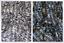 Chevron Print Yoryu Chiffon Dress Fabric EM-2249-BrownGrey-M