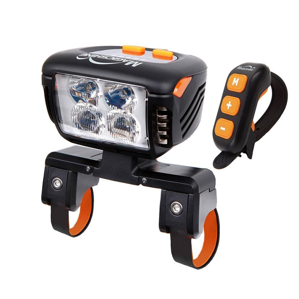 Magicshine Eagle F3 3000 Lumen Bike Light, Battery, Charger with LED Indicator