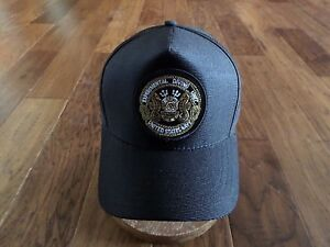 Details about U S NAVAL EXPERIMENTAL DIVING UNIT NAVY HAT U S MILITARY  OFFICIAL BALL CAP U S A