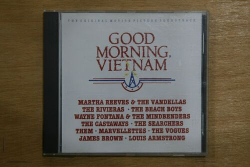 1 of 1 - Good Morning, Vietnam - The Original Motion Picture Soundtrack      (C242)