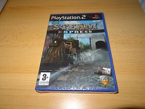 STEAM-EXPRESS-PS2-pal-NEW-AND-SEALED