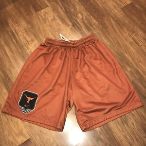 big sale ccc6e e7467 Details about Nike TEXAS LONGHORNS Basketball PRACTICE ISSUE Team Player  jersey Shorts UT XL