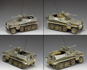 KING-AND-COUNTRY-Sd-Kfz250-11-Panzerbuchse-41-Halftrack-WW2-WH49-WH049