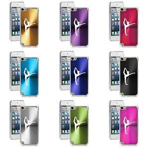 Apple Ipod Touch 5th 6th Generation Hard Case Cover Dancer Gymnastics Ebay