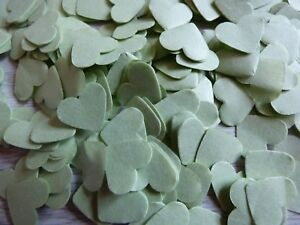 Sage-Green-Biodegradable-Tissue-Paper-Hearts-Wedding-Confetti-Party-Decoration
