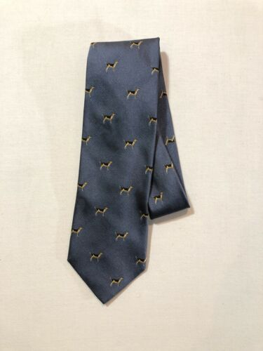 Brooks Brothers Beagle Print Tie