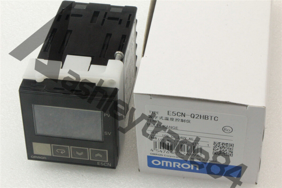 OMRON New in box Controller E5CN-Q2HBTC 100-240V