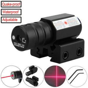 Rot Leuchtpunktvisier Dot Laser Punkt Sight Riflescope Zielfernrohr Rifle Scope
